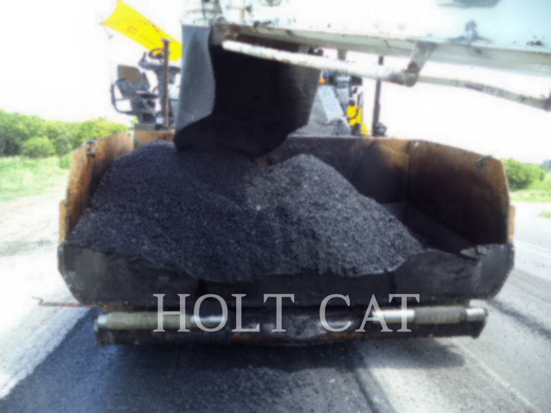 CATERPILLAR ASPHALT PAVERS AP1000F equipment  photo 4