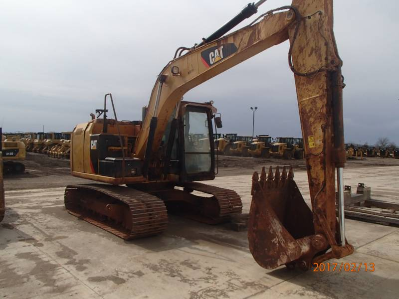 CATERPILLAR ESCAVATORI CINGOLATI 312EL equipment  photo 2