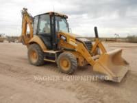 CATERPILLAR RETROEXCAVADORAS CARGADORAS 420F 4WDE equipment  photo 1