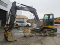 Equipment photo JOHN DEERE 85D TRACK EXCAVATORS 1