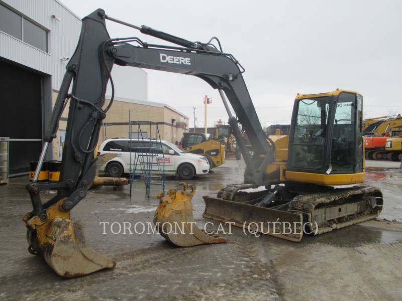 JOHN DEERE EXCAVADORAS DE CADENAS 85D equipment  photo 2