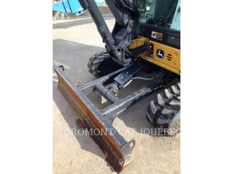 JOHN DEERE EXCAVADORAS DE CADENAS 35G equipment  photo 18