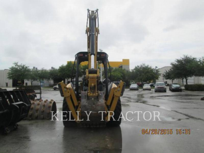 CATERPILLAR RETROEXCAVADORAS CARGADORAS 416FST equipment  photo 4