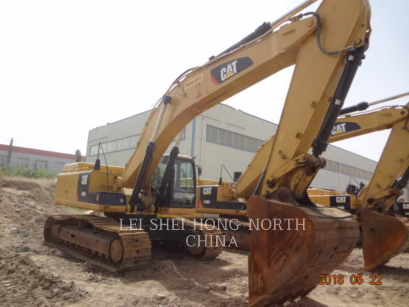 CATERPILLAR KETTEN-HYDRAULIKBAGGER 349D2 equipment  photo 22