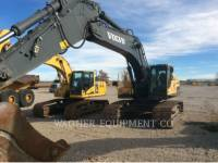Equipment photo VOLVO EC480DL KETTEN-HYDRAULIKBAGGER 1