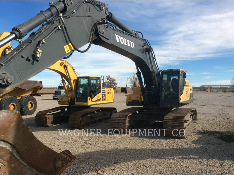 VOLVO EXCAVADORAS DE CADENAS EC480DL equipment  photo 1