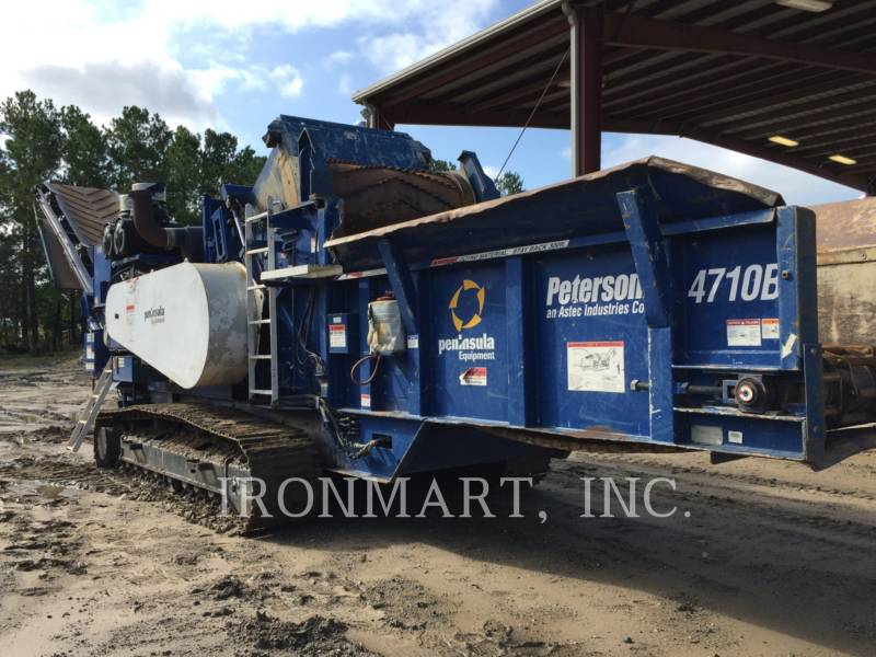 PETERSON HORIZONTAL GRINDER 4710B equipment  photo 1