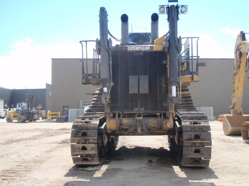 CATERPILLAR TRACTOREN OP RUPSBANDEN D11T equipment  photo 3