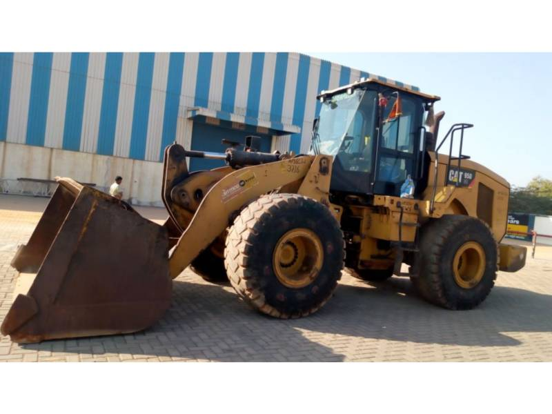 CATERPILLAR WHEEL LOADERS/INTEGRATED TOOLCARRIERS 950GC equipment  photo 7