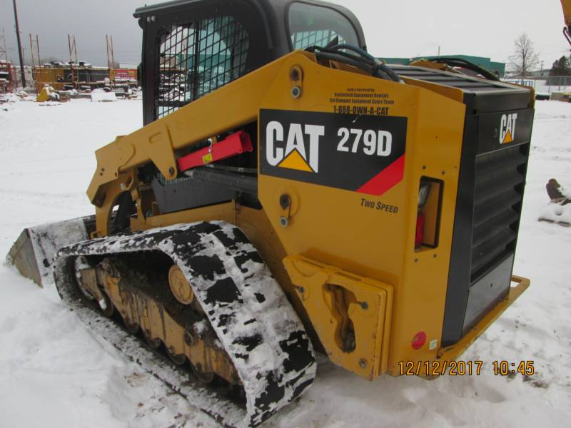 CATERPILLAR DELTALADER 279D equipment  photo 7