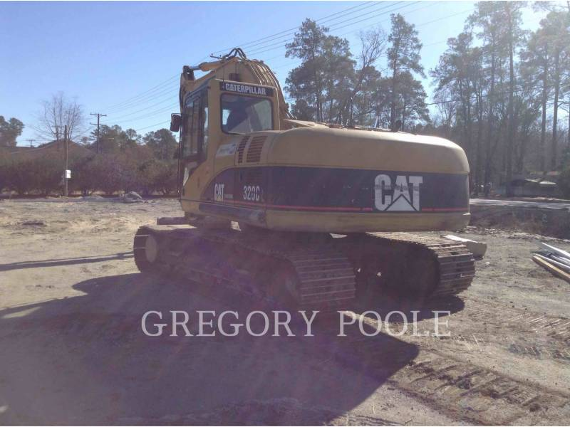 CATERPILLAR ESCAVADEIRAS 320C L equipment  photo 2