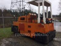 Equipment photo HAMM GRW5 PNEUMATIC TIRED COMPACTORS 1