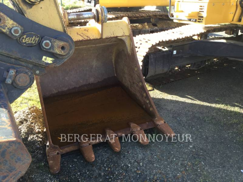 CATERPILLAR KETTEN-HYDRAULIKBAGGER 325FLCR equipment  photo 17