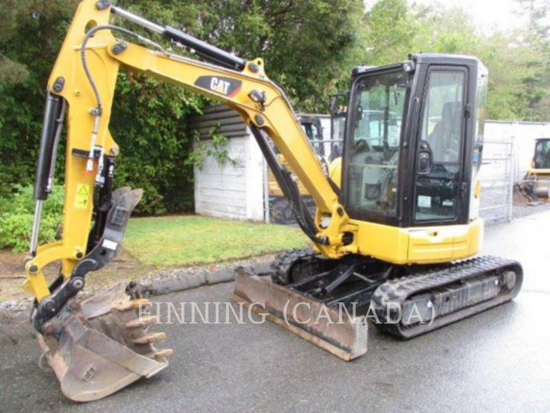 CATERPILLAR KETTEN-HYDRAULIKBAGGER 303.5E2CR equipment  photo 1