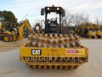 CATERPILLAR COMPACTEUR VIBRANT, MONOCYLINDRE À PIEDS DAMEURS CP-56B equipment  photo 7