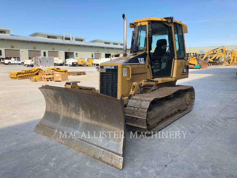 CATERPILLAR TRACK TYPE TRACTORS D5GXL equipment  photo 8