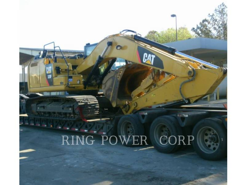 CATERPILLAR KETTEN-HYDRAULIKBAGGER 320FLTHM equipment  photo 2