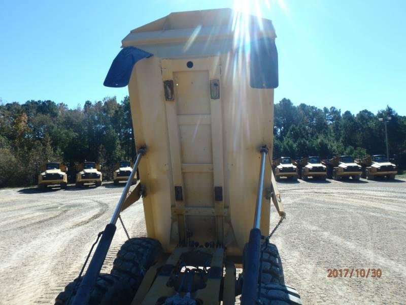 Caterpillar CAMIOANE ARTICULATE 745C equipment  photo 7