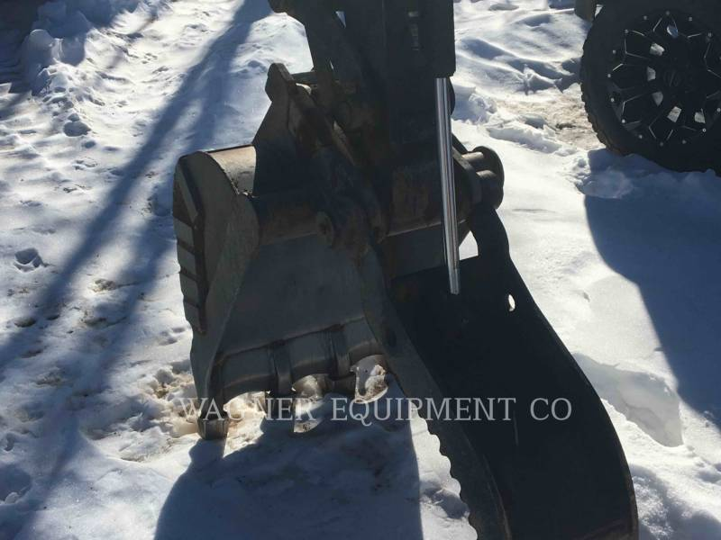 JOHN DEERE PELLE MINIERE EN BUTTE 50GS equipment  photo 13