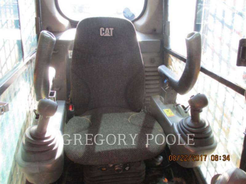 CATERPILLAR CARGADORES MULTITERRENO 299D2 equipment  photo 16