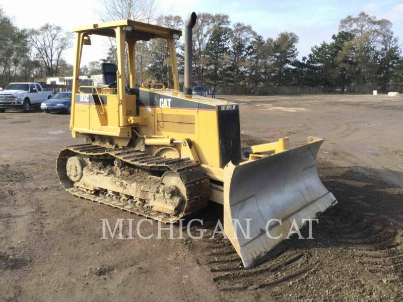 CATERPILLAR TRACTORES DE CADENAS D5CIII equipment  photo 2
