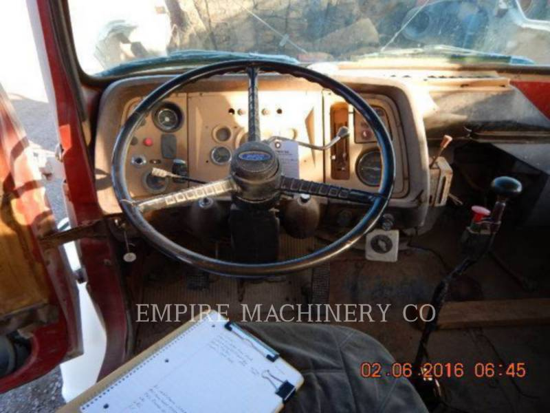 FORD / NEW HOLLAND MISCELLANEOUS / OTHER EQUIPMENT REEL TRUCK equipment  photo 16