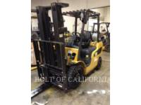 Equipment photo CATERPILLAR MITSUBISHI 2P5000-LE FORKLIFTS 1