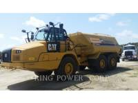 Equipment photo CATERPILLAR 725C2WW 水车 1