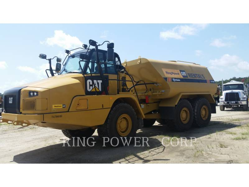 CATERPILLAR WASSER-LKWS 725C2WW equipment  photo 1