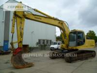 Equipment photo KOMATSU LTD. PC240NLC RUPSGRAAFMACHINES 1