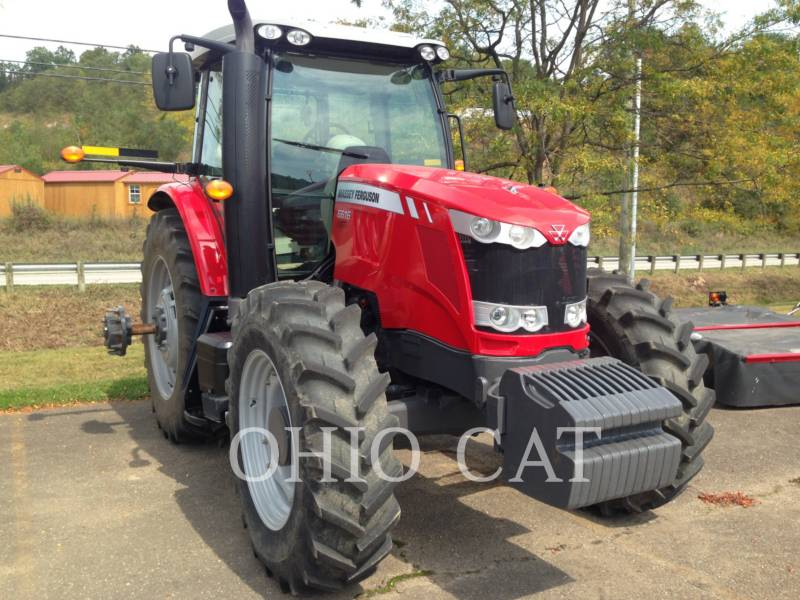 AGCO-MASSEY FERGUSON TRACTEURS AGRICOLES MF6616 equipment  photo 8