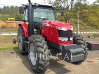 AGCO-MASSEY FERGUSON AG TRACTORS MF6616 equipment  photo 8