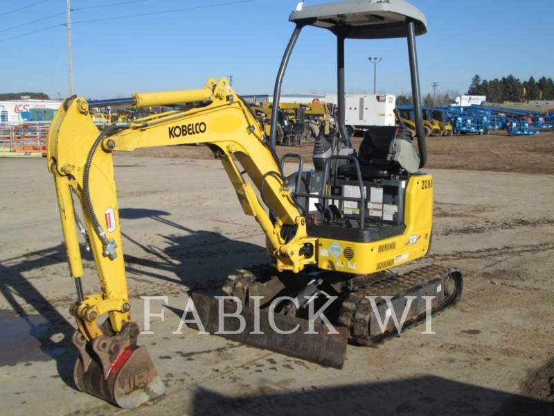 KOBELCO / KOBE STEEL LTD TRACK EXCAVATORS SK017 equipment  photo 1