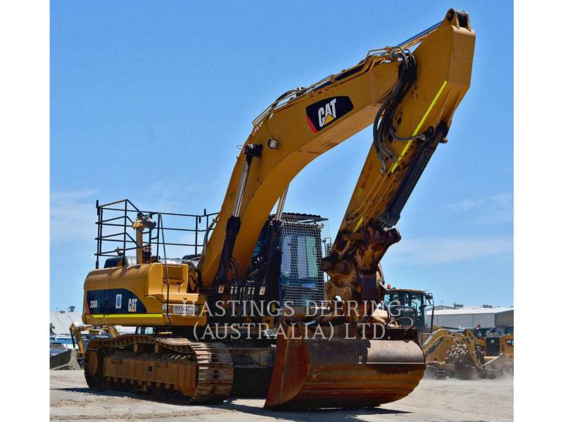 CATERPILLAR PELLES SUR CHAINES 336DL equipment  photo 2
