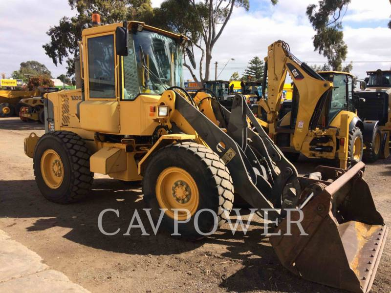 VOLVO CONSTRUCTION EQUIPMENT WHEEL LOADERS/INTEGRATED TOOLCARRIERS L50E equipment  photo 2