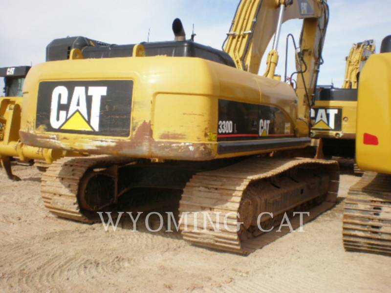 CATERPILLAR ESCAVATORI CINGOLATI 330DL equipment  photo 6