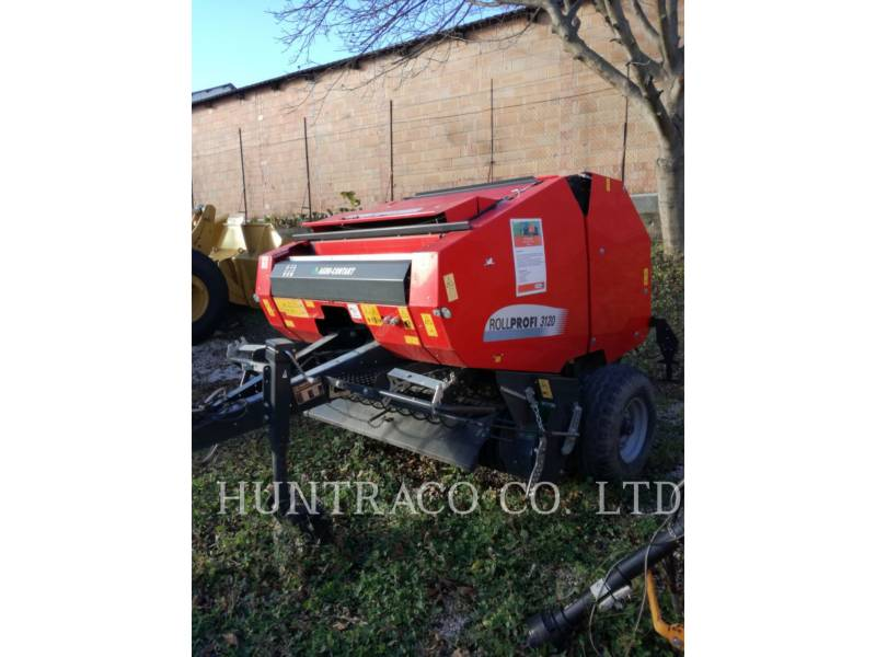 POTTINGER AUTRES MATERIELS AGRICOLES ROLLPROFI 3120L equipment  photo 1