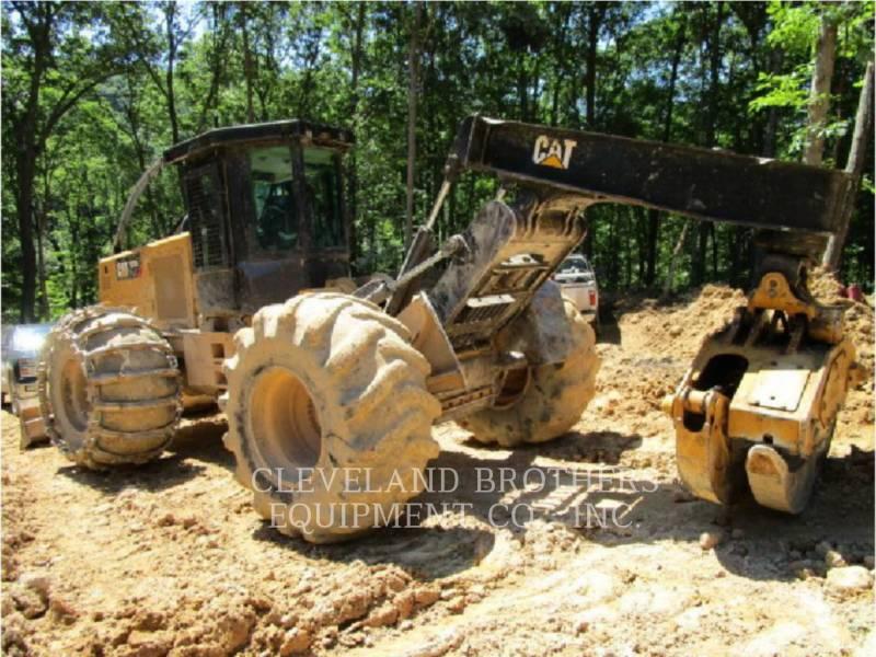 CATERPILLAR ATTIVITÀ FORESTALI - SKIDDER 525D equipment  photo 3