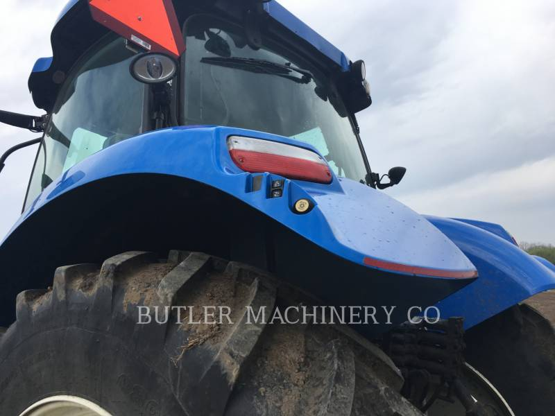 FORD / NEW HOLLAND TRATORES AGRÍCOLAS T7.200 equipment  photo 7