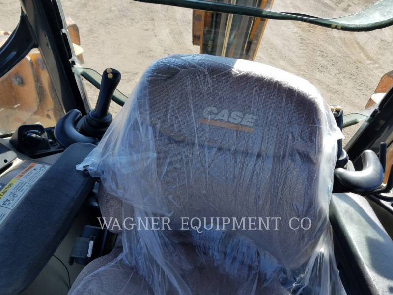 CASE BAGGERLADER 580SUPERN equipment  photo 15