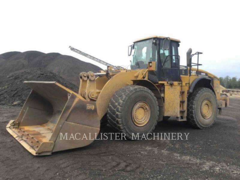 Caterpillar ÎNCĂRCĂTOARE PE ROŢI/PORTSCULE INTEGRATE 980H equipment  photo 1