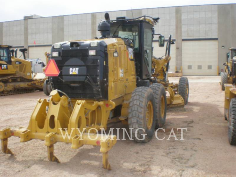 CATERPILLAR RÓWNIARKI SAMOBIEŻNE 140M2AWD equipment  photo 2