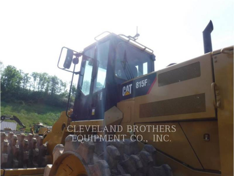 CATERPILLAR WALCE 815F equipment  photo 4