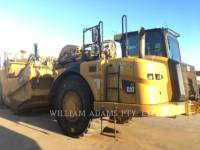 Equipment photo CATERPILLAR 627H SCRAPER - PULL BEHIND 1