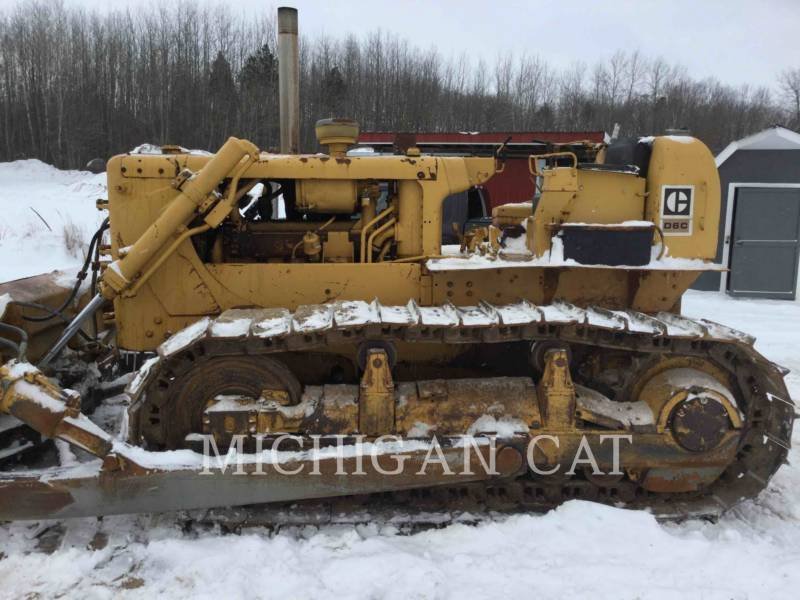 CATERPILLAR KETTENDOZER D6C equipment  photo 5