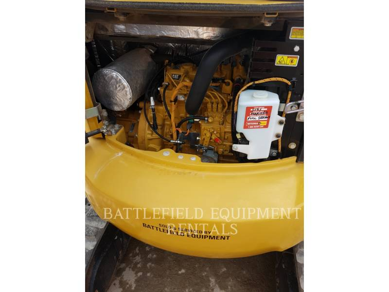 CATERPILLAR KETTEN-HYDRAULIKBAGGER 303ECR equipment  photo 7