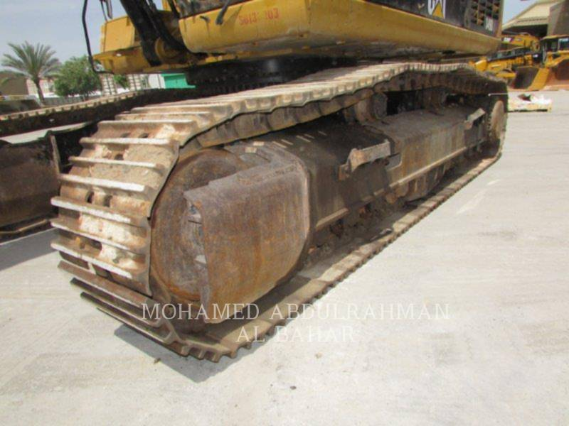 CATERPILLAR PELLES SUR CHAINES 349 D L equipment  photo 12
