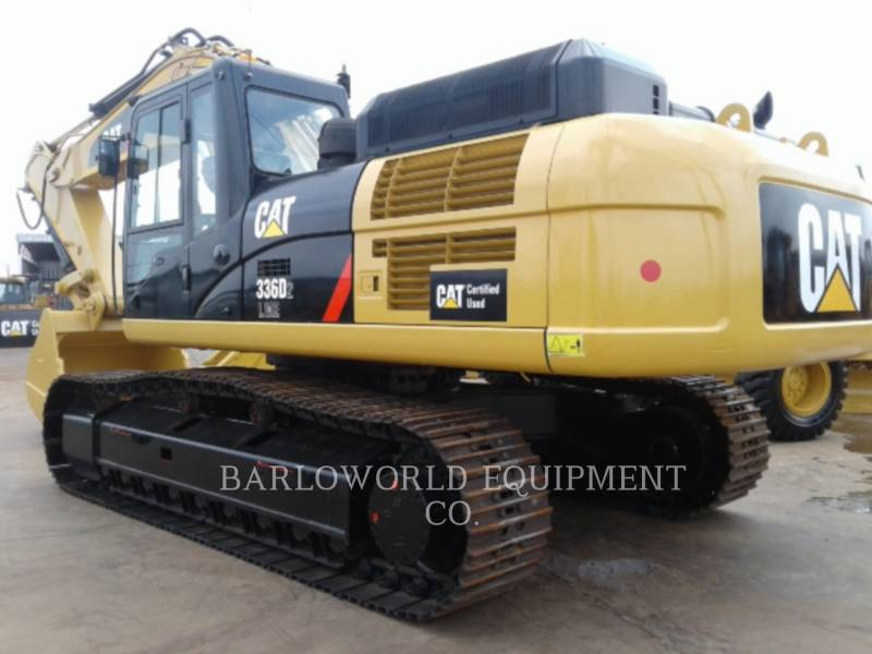 CATERPILLAR トラック油圧ショベル 336D2L equipment  photo 2
