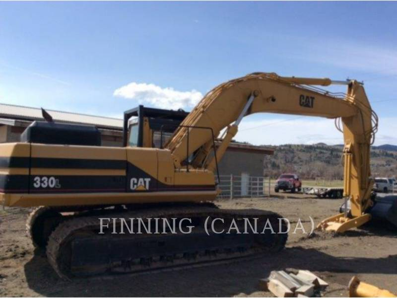 CATERPILLAR TRACK EXCAVATORS 330L equipment  photo 3