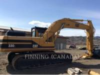 CATERPILLAR ESCAVATORI CINGOLATI 330L equipment  photo 3